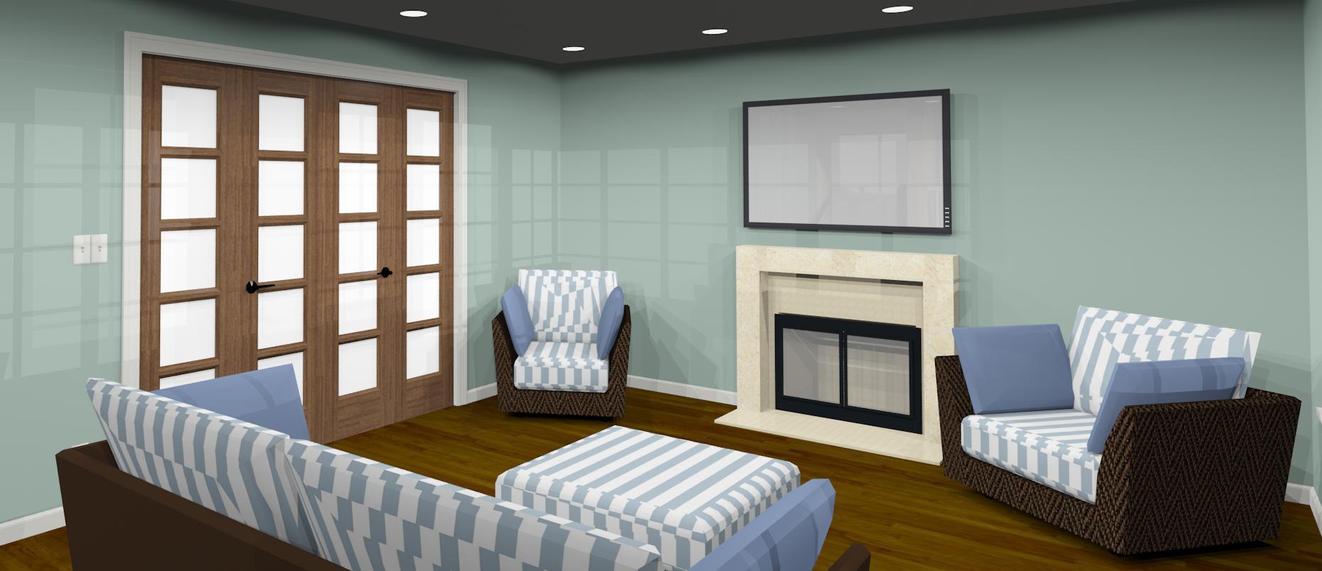 A Suite Concord Master Bedroom