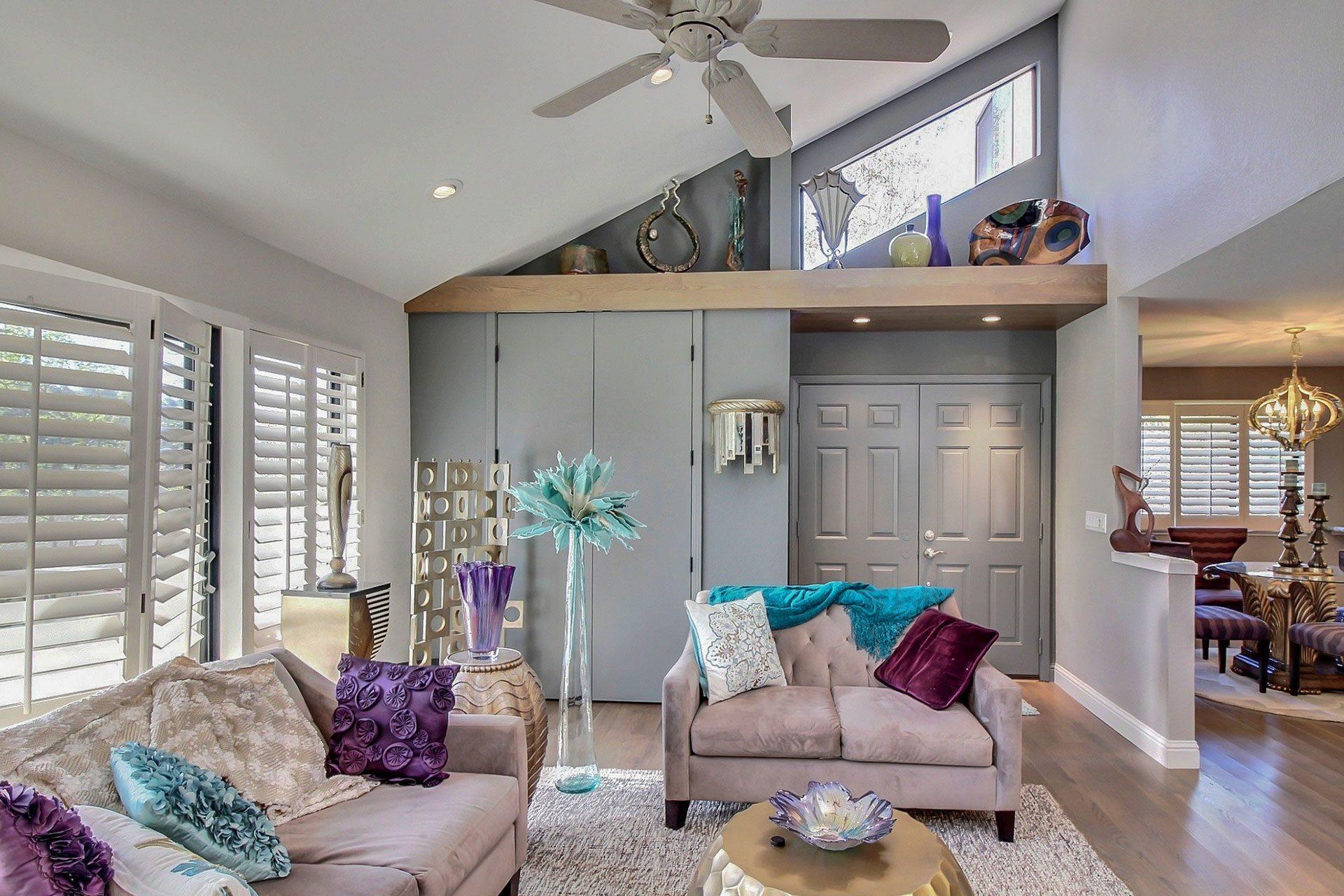 3d living room decorations