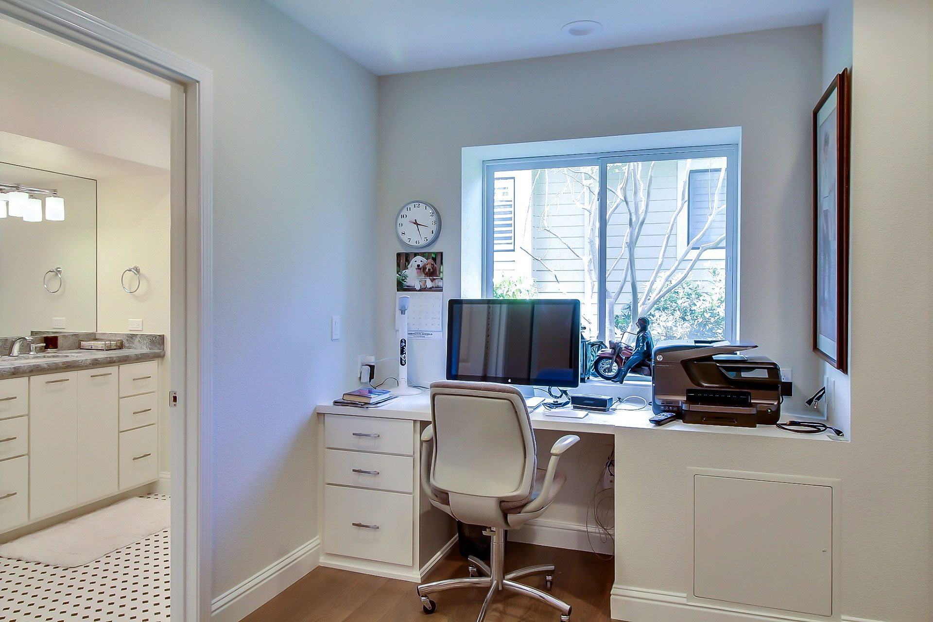 at home office design