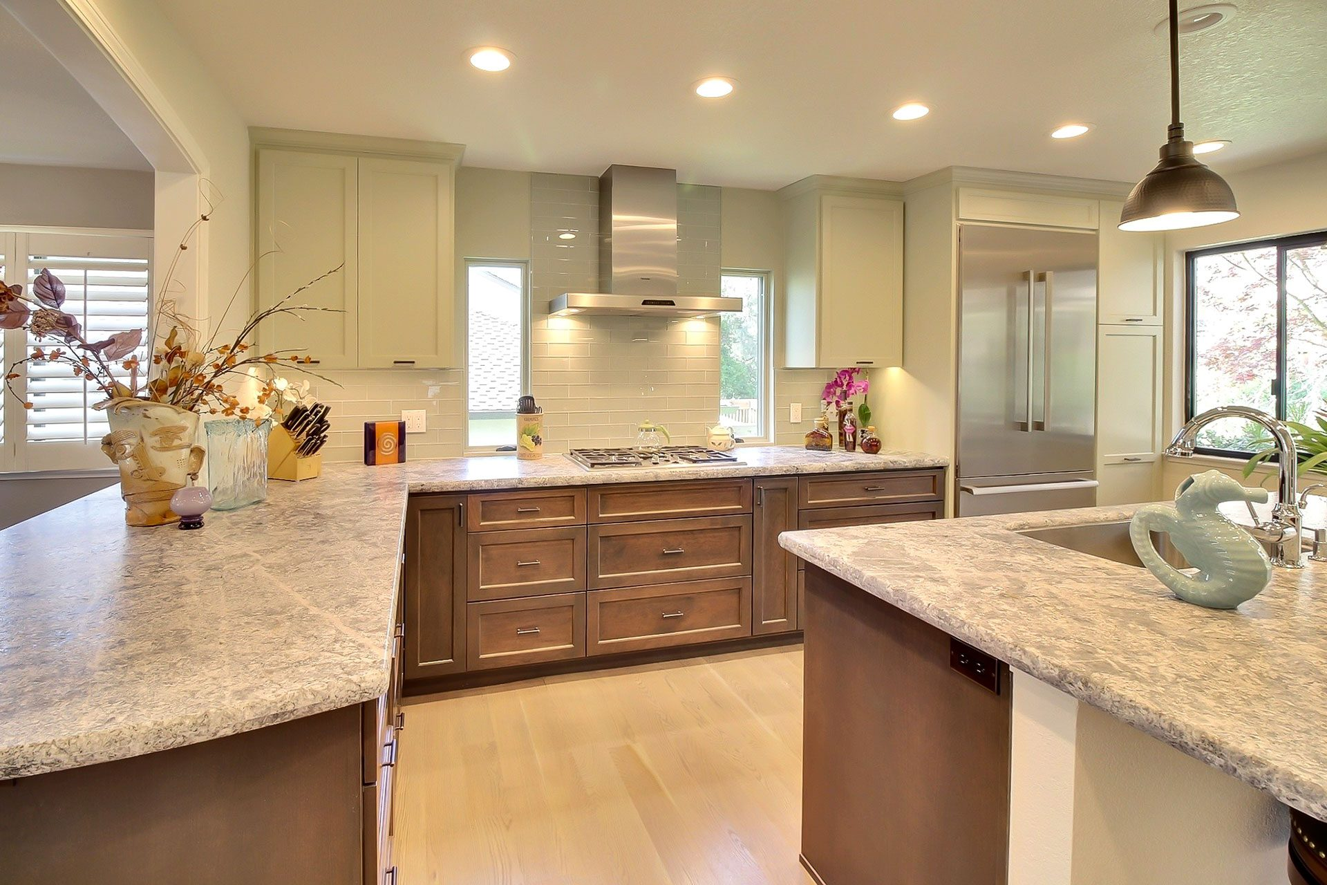 townhouse kitchen makeover
