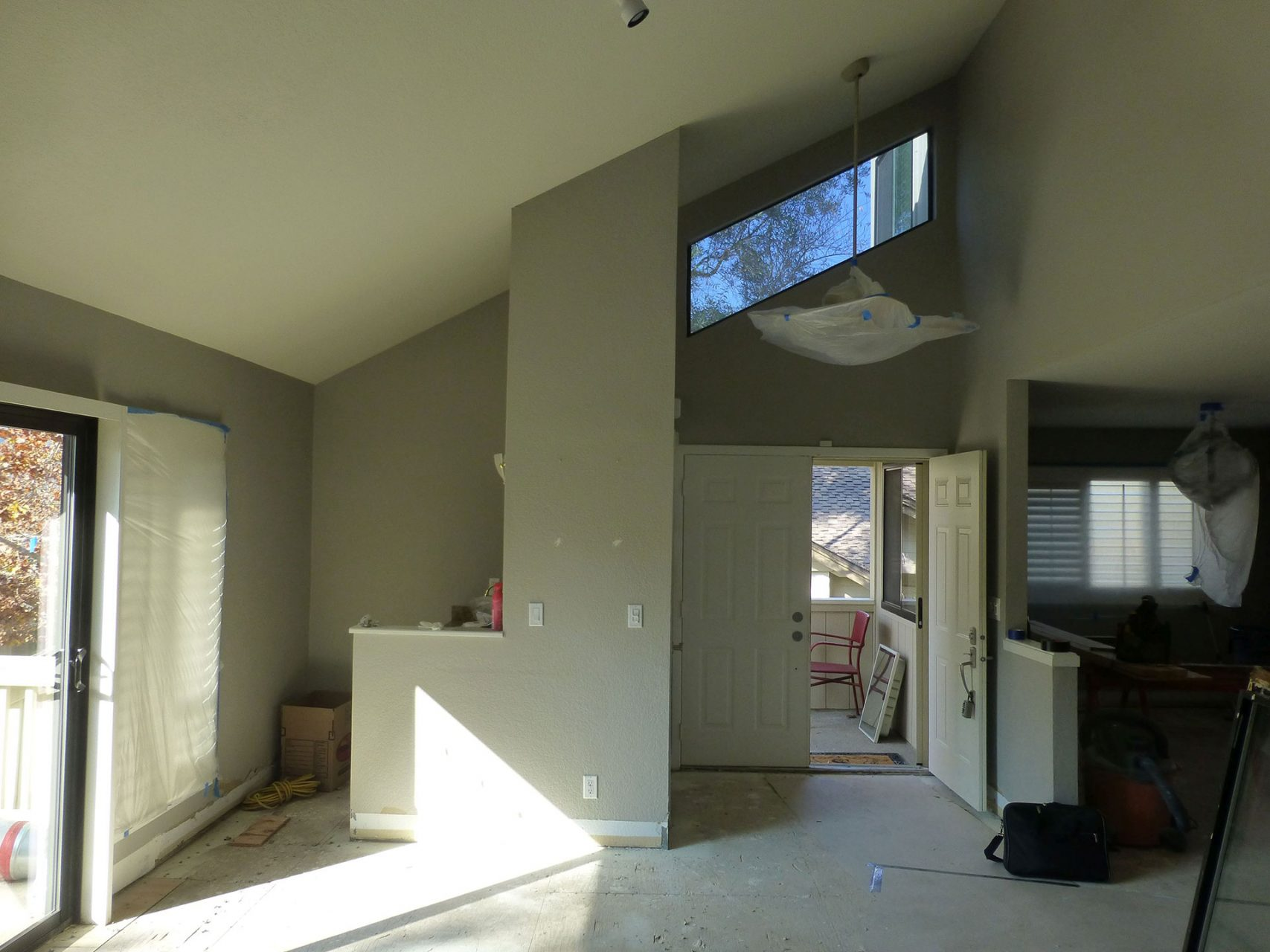 entry way remodeling