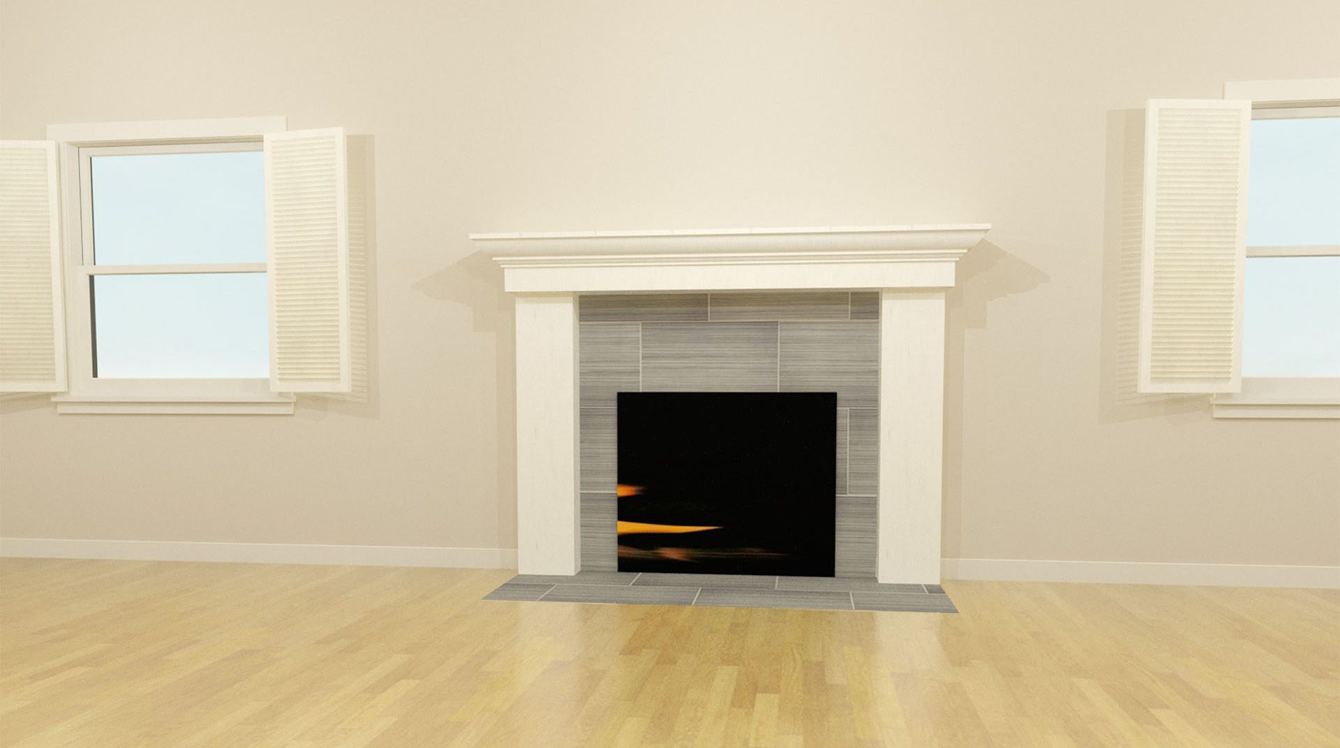 Oakland Exquisite Fireplace