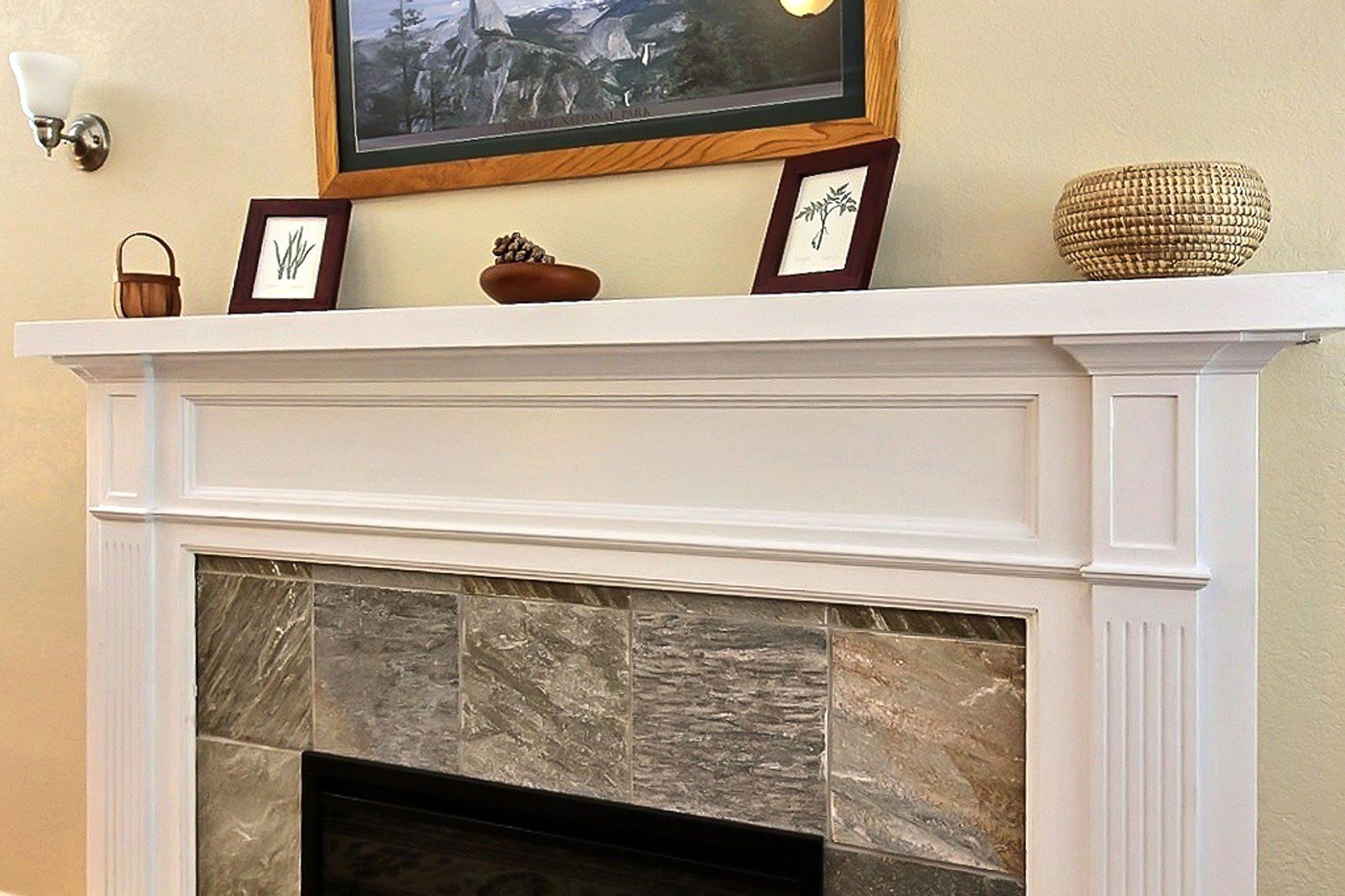fireplace decorations