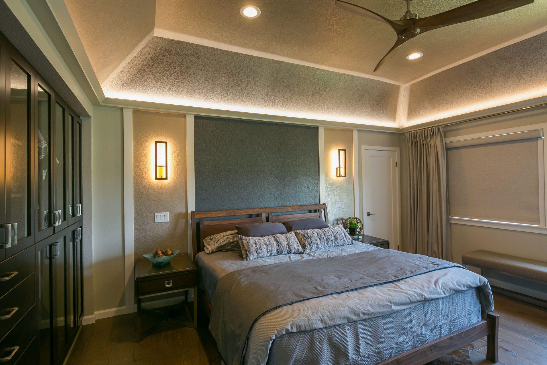After master suite remodeled