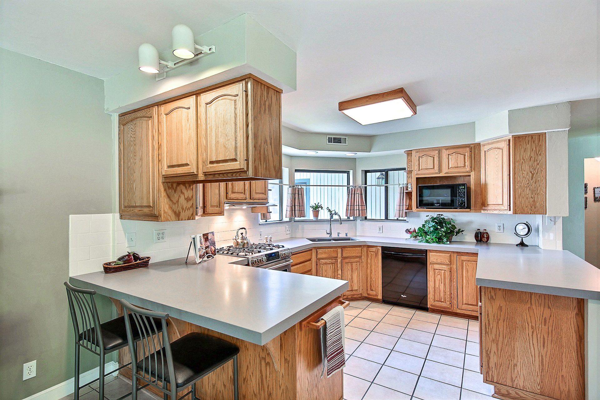 Kitchen alteration