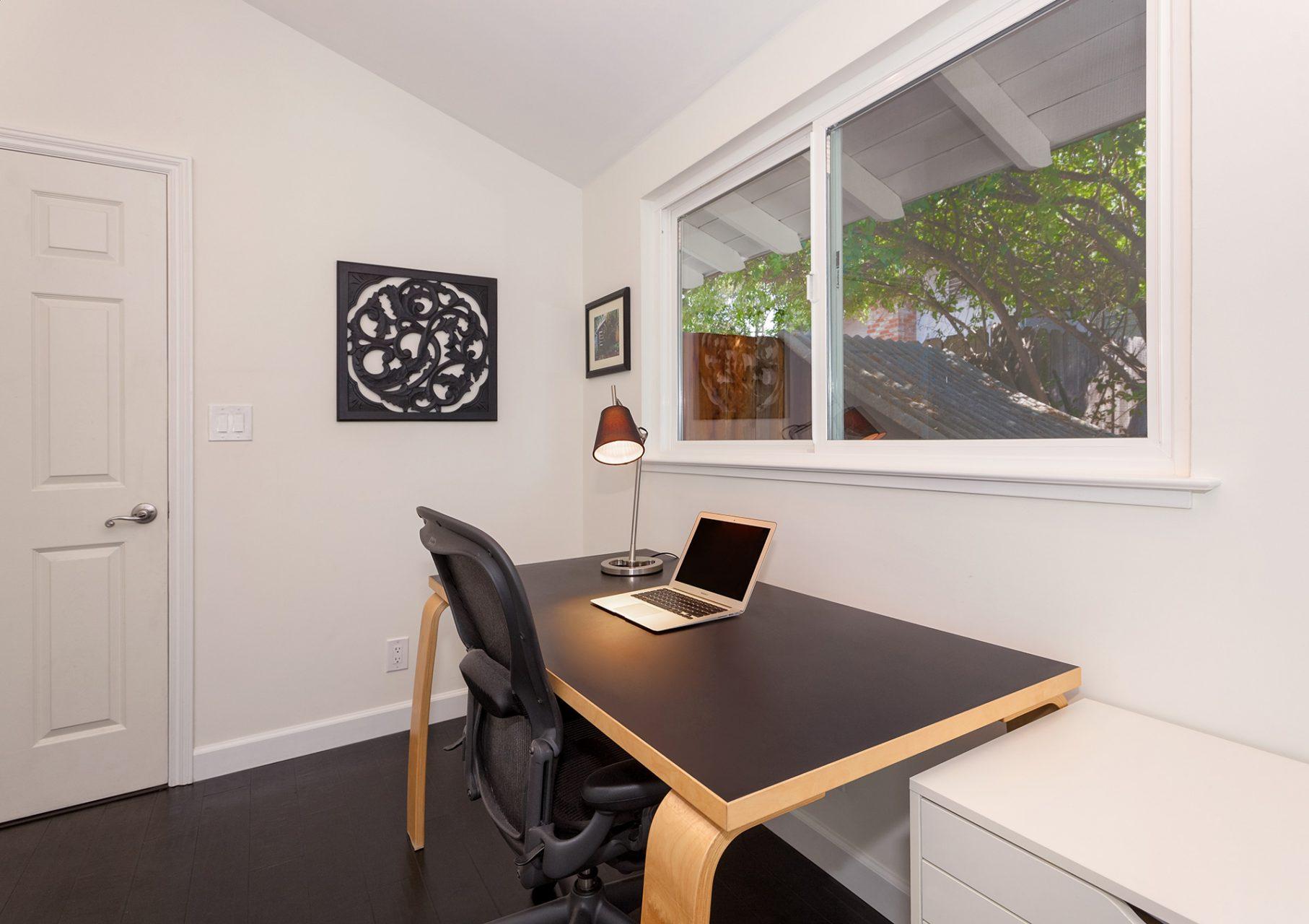 plain desk