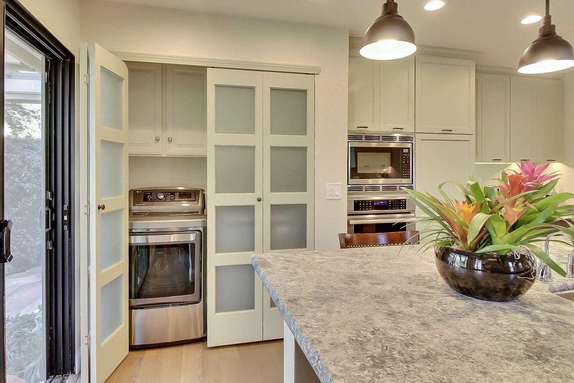 updated kitchen lights
