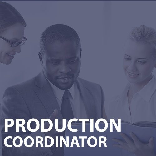 production coordinator
