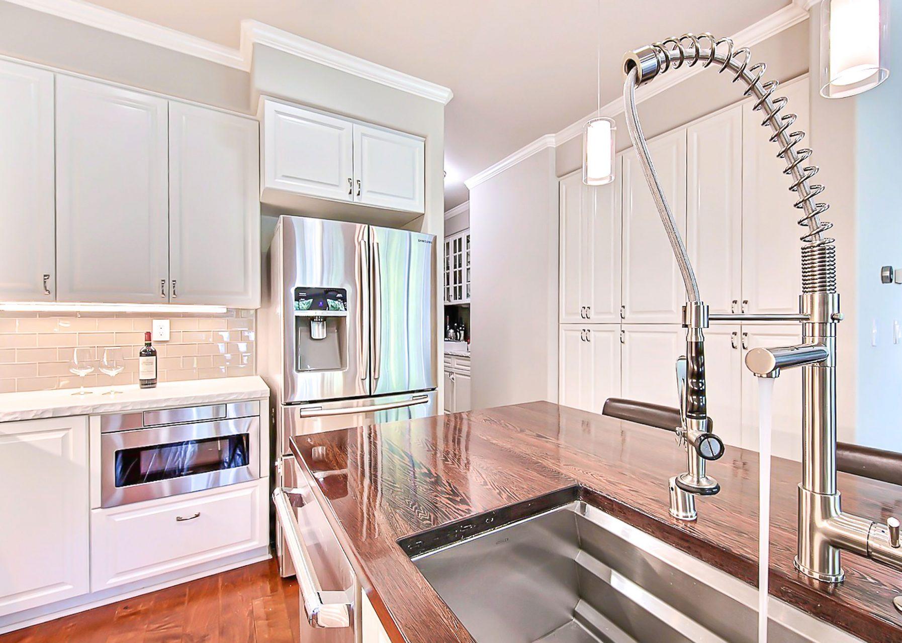 Updated kitchen sink
