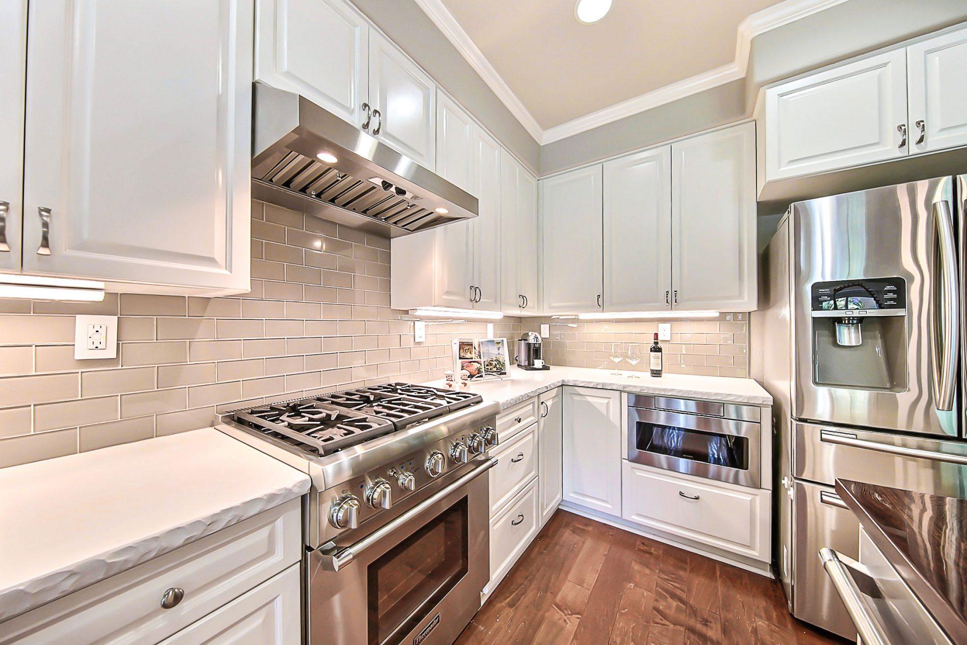 New kitchen appliances